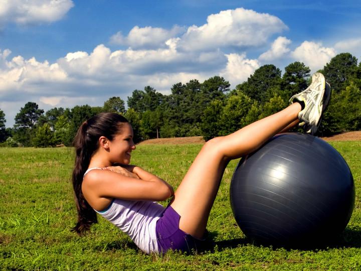 Perder grasa abdominal ejercicios