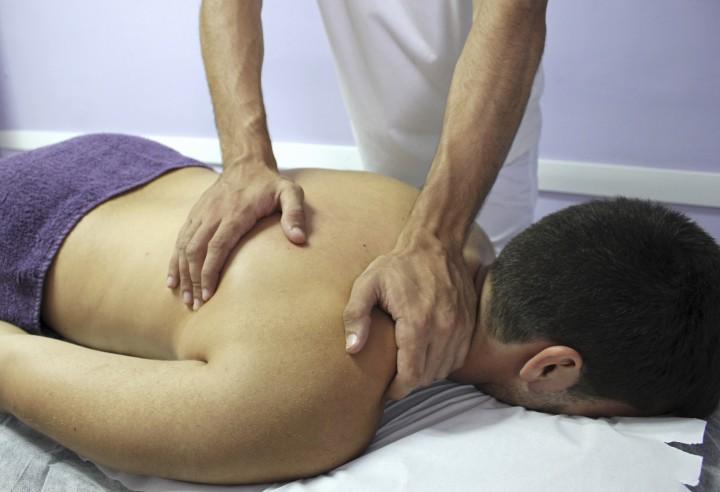 Fisioterapia y quitar las agujetas