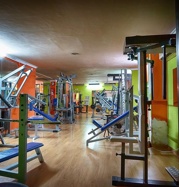 Centro entrenamiento personal Mallorca